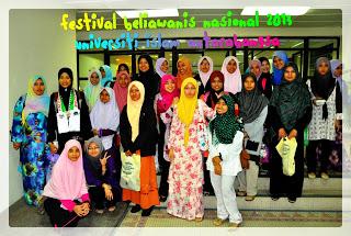 Sebahagian Beliawanis yang Mewakili PEMBINA Kuala Terengganu