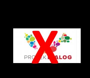 tolak projekdialog