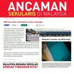 Apakah identiti Negara Malaysia: Sekular atau Islam?