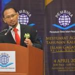 Ucapan Dasar Presiden Mesyuarat Agung Tahunan Kebangsaan Kali Ke-8 Persatuan Belia Islam Nasional