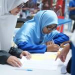 Pimpinan PEMBINA Seluruh Malaysia Turun Mengundi