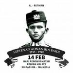 14 Februari: Valentine dan Adnan