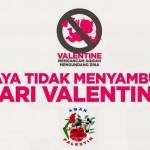 Salahkah Aku Menyambut Valentine pembina isma