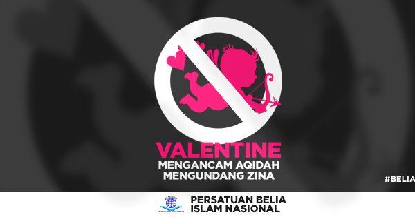 5 sebab kenapa anda tidak boleh menyambut Hari Valentine