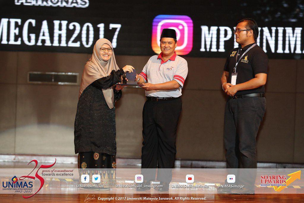 Tarbiyah dan Dakwah Menjadi Kunci Kejayaan Saya: Amalina, Pemenang Anugerah Tun Abang Salahuddin