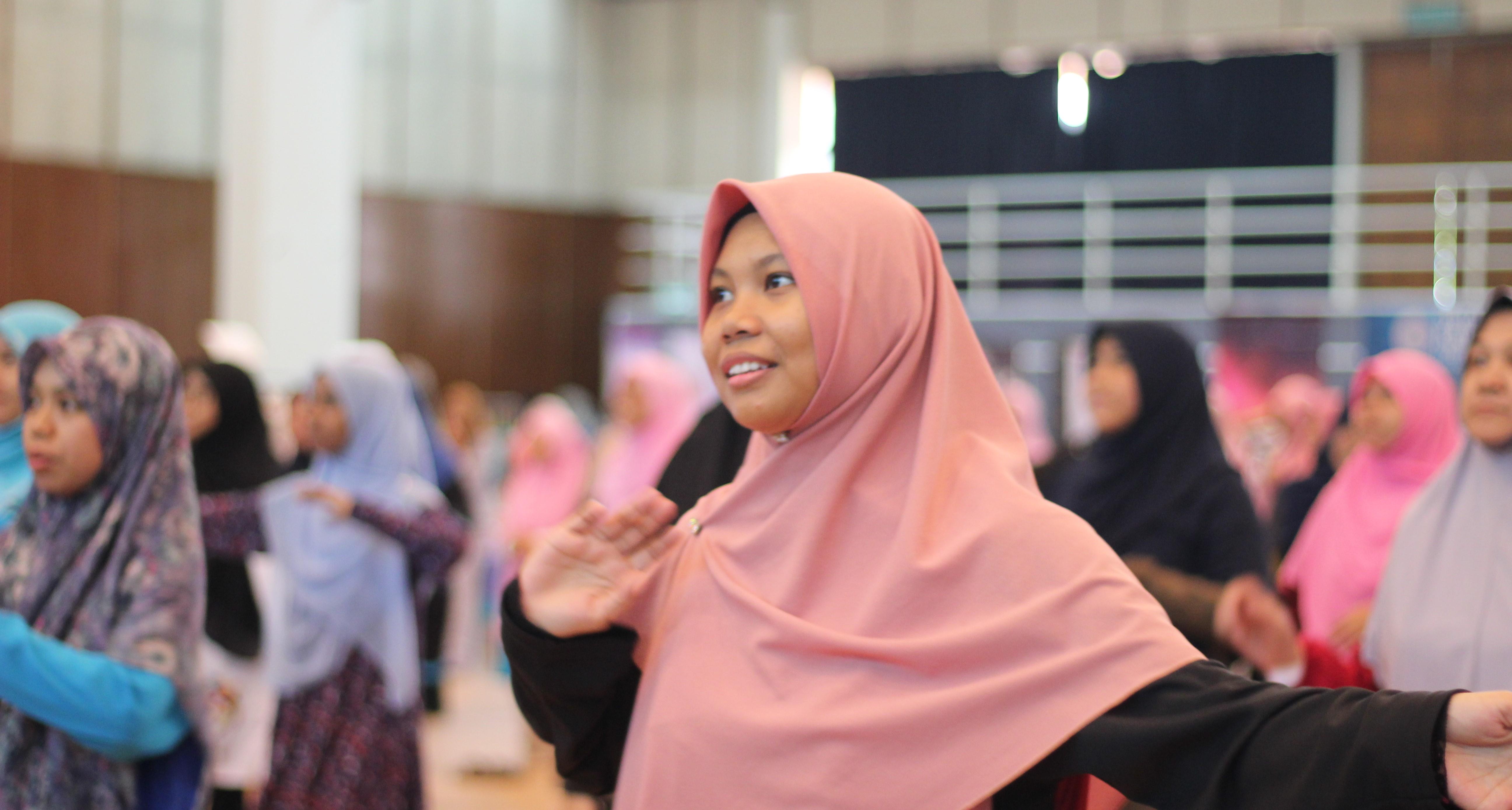 FBN 2017: Sihat dan cantik, Ciri Muslimah Produktif