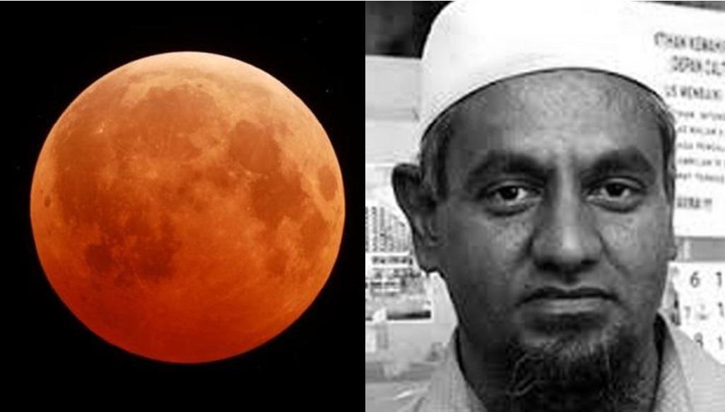 Fenomena Gerhana Bulan dan Isu Pertukaran Agama Anak