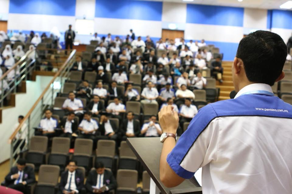 KENYATAAN RASMI PRESIDEN PEMBINA SEMPENA PRU KE-14 : INI ASPIRASI MAHASISWA MALAYSIA