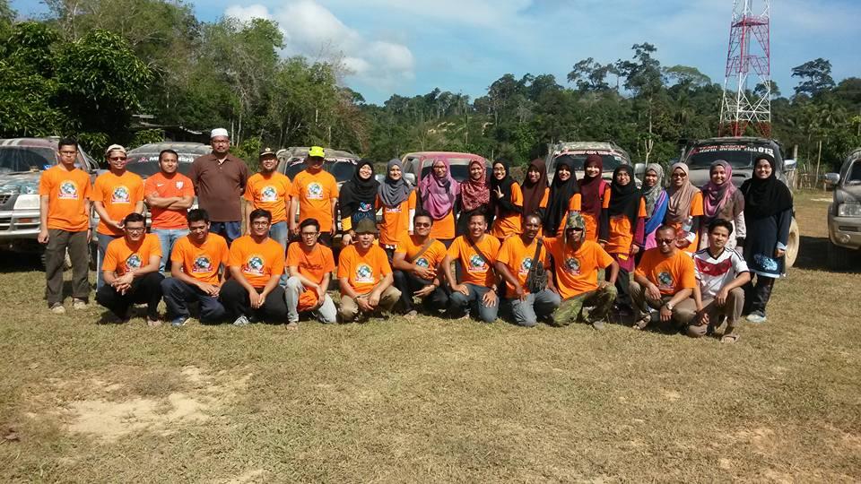 Sukarelawan Bakti PEMBINA Pahang