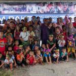 Kem Bakti 2016 ceriakan 200 penduduk Kampung Orang Asli Putra