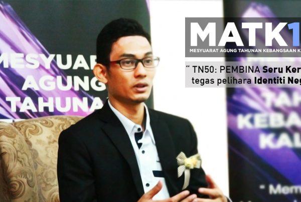 TN50 PEMBINA seru Kerajaan tegas pelihara Identiti Negara