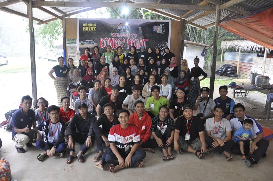 PEMBINA Sabah mengadakan kem menyantuni mahasiswa LGBT dan bukan Islam