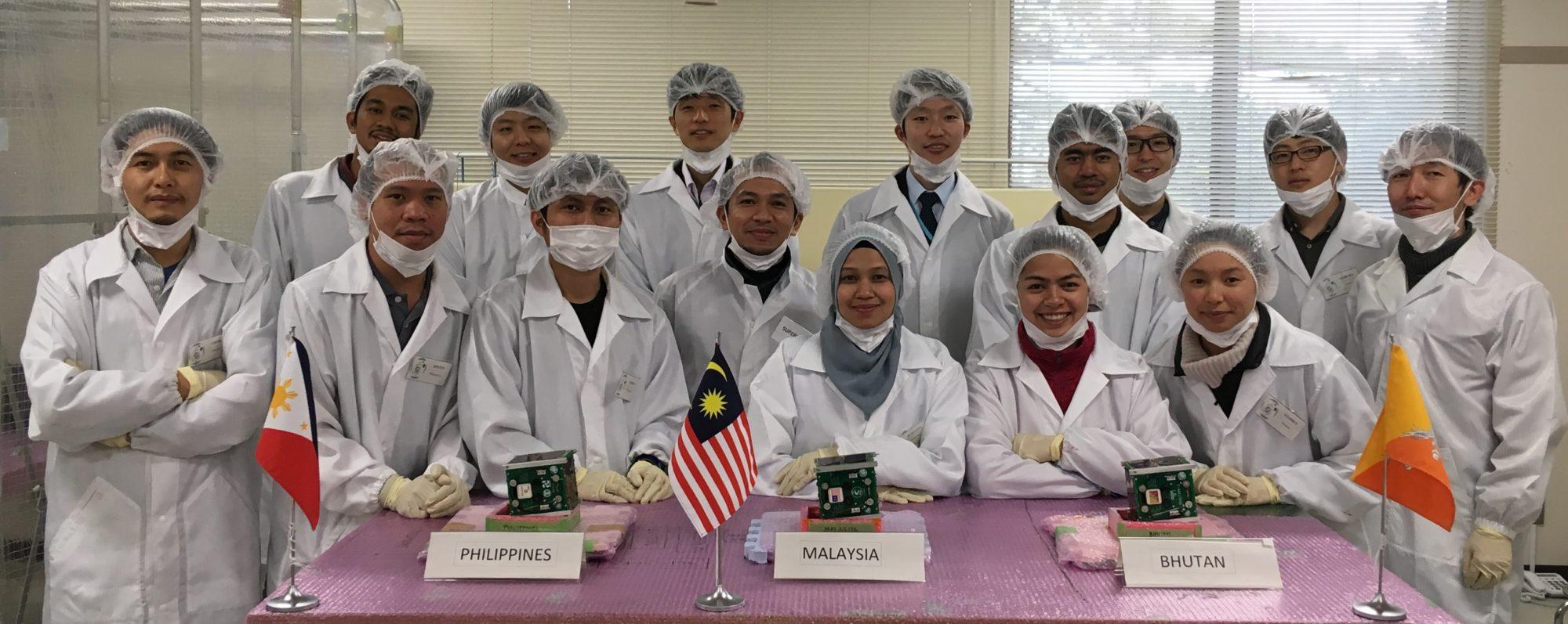 Anak Melayu UiTM Shah Alam cipta satelit nano harumkan nama negara dipersada dunia