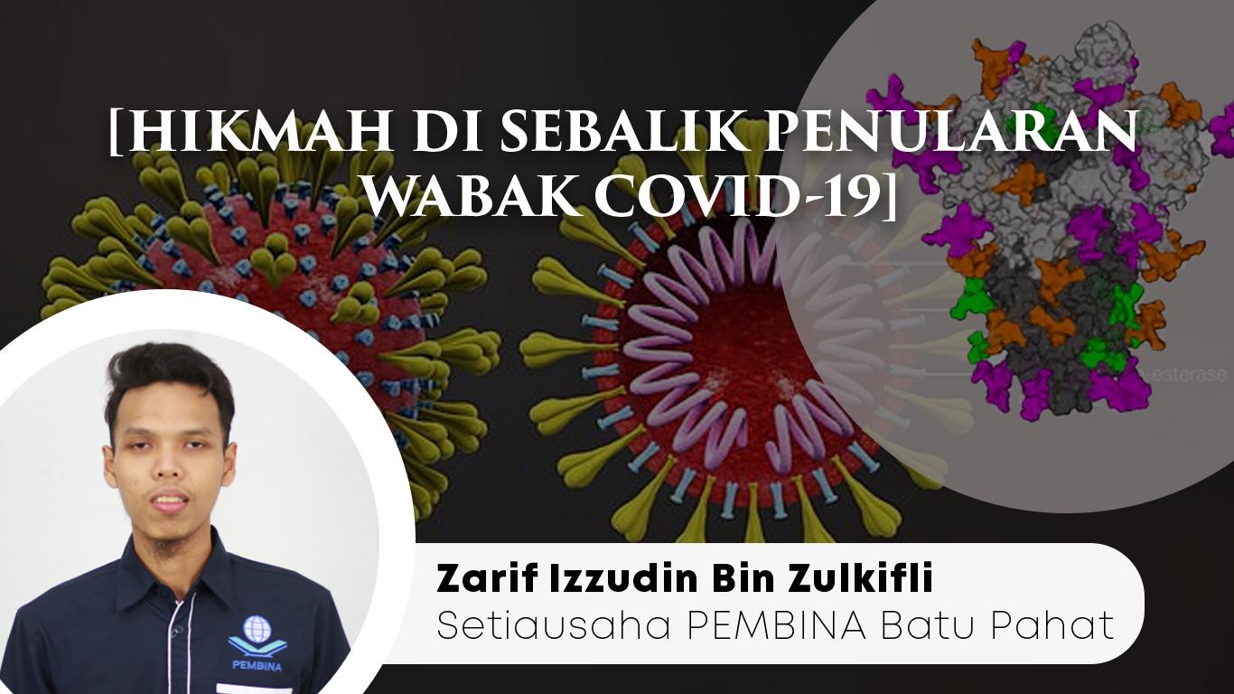 HIKMAH DI SEBALIK PENULARAN WABAK COVID-19
